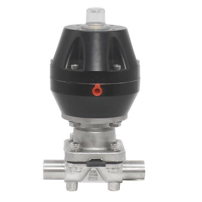 G681-10卫生级气动隔膜阀